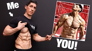How to Get THIS Shredded (JUST DO THIS!)