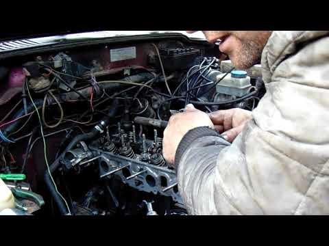 Фото к видео: двигатель исузу 4ze1