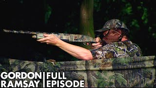 Gordon Ramsay Goes Hunting For Pigeon | The F Word FULL EPISODE