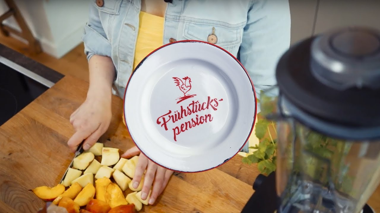 Folge 13 - Pfirsich-Smoothie