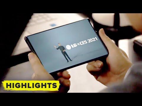 CES 2021: Rollable smartphones? Shut the front door!