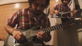 A7X - And All Things Will End Guitar Solo
