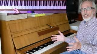 Piano Improvisation Six Basic Rules