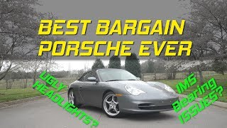 Why the Porsche 996 911 is a Bargain and All it's Common Issues || IMS Bearing