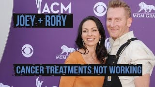 Joey + Rory Say 'Enough' After Cancer Treatments Fail