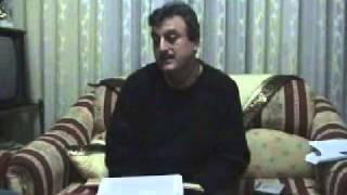 Ali Sanver sohbet-5 ihlas risalesi birinci bölüm