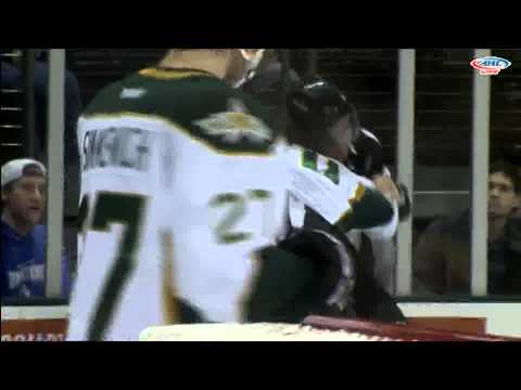 Brett Ritchie vs. Alex Petrovic