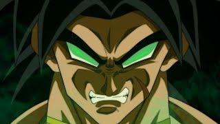How Broly Surpasses Goku