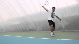 Ρακέτα τέννις Yonex Ezone DR 100 Lite (270gr) video