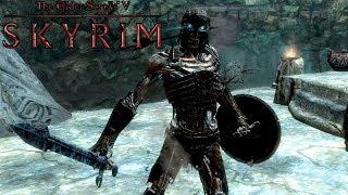 The Elder Scrolls V Skyrim #3! Ветреный пик святилище! Золотой коготь, Драугр повелитель