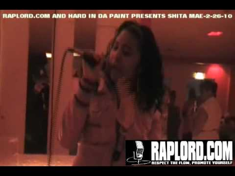 Raplord.com And Hard In Da Paint Present Shita Mae-2-26-10