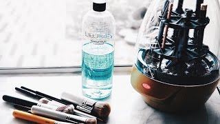 Makeup Brush Cleaner Machine Please Watch This Before You Buy It!