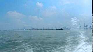 2015-12-03 On the boat to Pulau Ketam, Kuala Lumpur