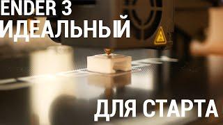 Ender 3 - идеальный принтер для старта