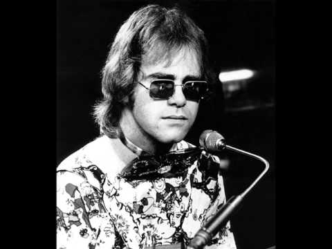 ELTON JOHN - Grey Seal [original version, 1969]