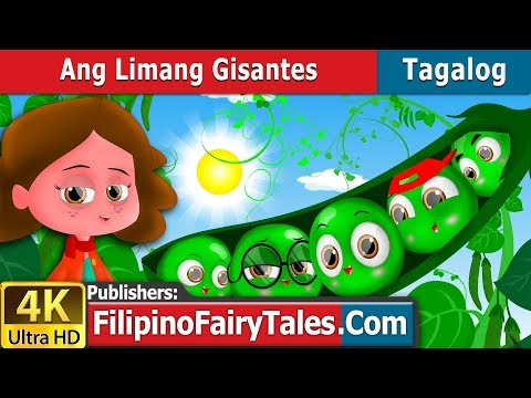 Ang Limang Gisantes   Kwentong Pambata   Mga Kwentong Pambata   Filipino Fairy Tales