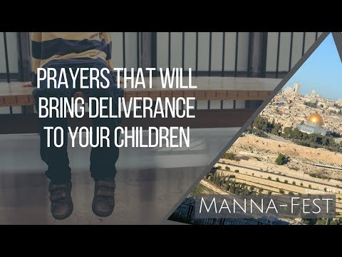 Prayers That Will Bring Deliverance To Your Children | Episode 913