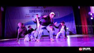 Best Freestyle Dance Mann Mohini Cotton College 4 Iit