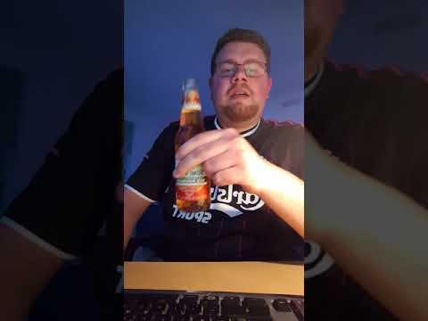 Cider test 24 (Somersby med Rababer)