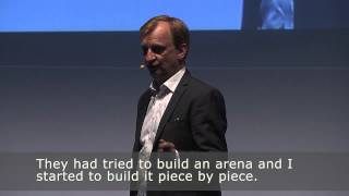 Business Summit 2012: Harry Harkimo