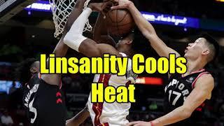 Lin's Offense/Defense Versus Heat: Observations