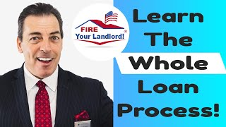 Loan Process From Beginning To End | Mortgage process [FHA Loan] Home Loans