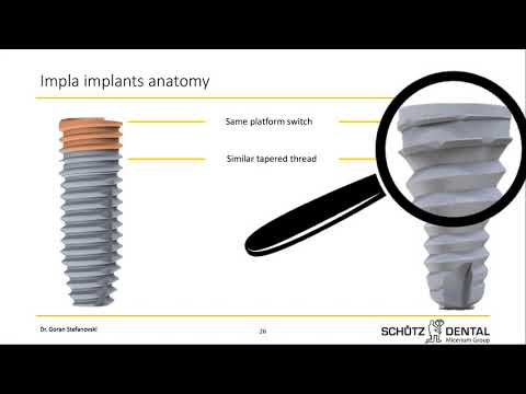 Webinar IMPLA - Schütz Dental 6-4-2020