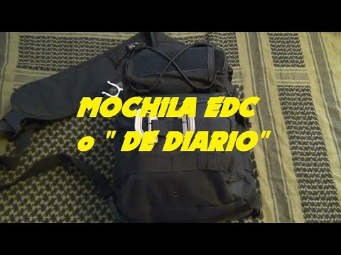 Mochila EDC o