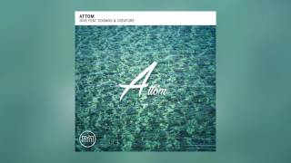 Attom - Dive feat. Cosmos & Creature (Cover Art) [Ultra Music]