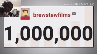 Brewstew - Million Subscriber Special REACTION