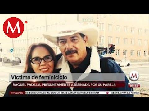 Asesinan a puñaladas a la historiadora Raquel Padilla