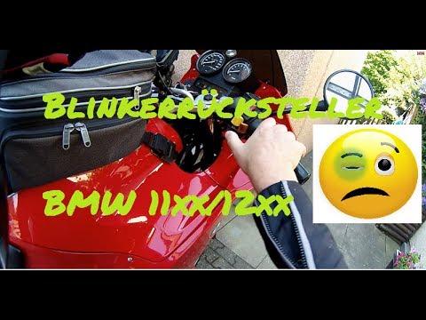 Blinkerrücksteller BMW 11xx/12xx#BMW R1100RS in Unterfranken