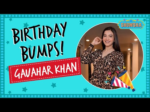 Gauahar Khan Turns 36: Every Time The Star Gave Us Major #StyleGoals | SHOWSHA