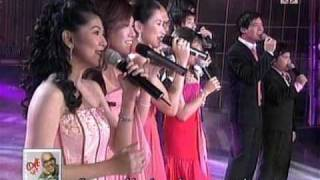 "Sarah and Charice perform a duet of ""Song For Mama"", HQ - Feb. 2008"