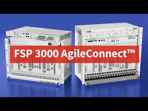 FSP 3000 AgileConnect™