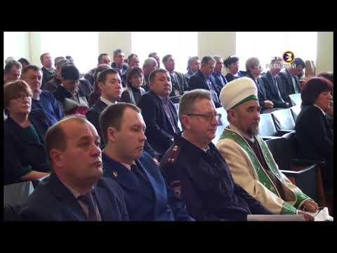 Заседание Совета района по результатам деятельности за  2017 год