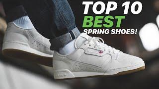8 BEST Spring Sneakers 2020 | Best Mens Shoes