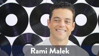 A Staring Contest with Rami Malek | KiddNation