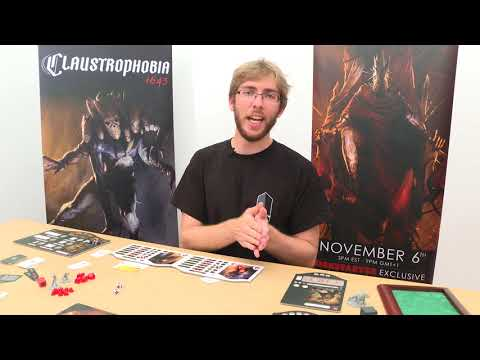 Claustrophobia 1643 - How to play