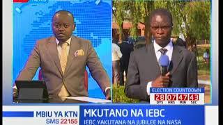 Mbiu ya KTN: IEBC yakutana na Jubilee na NASA
