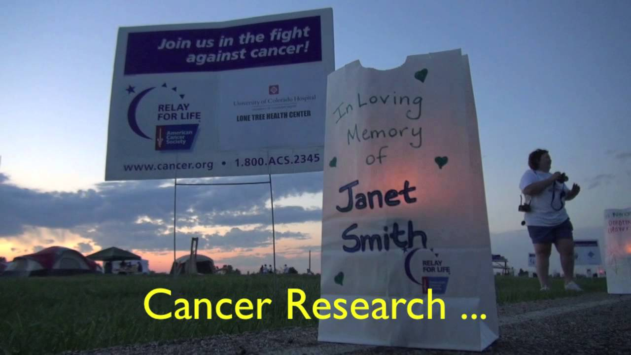 Relay for Life-Highlands Ranch CO