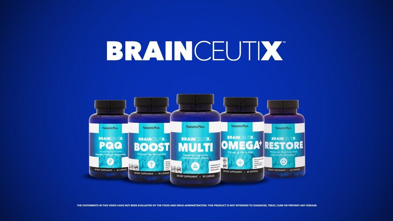 BrainCeutix - Enhance Your Brain Power