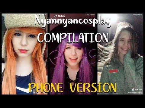 NyanNyanCosplay Compilation PHONE VERSION (HD) (TikTok) (Hit