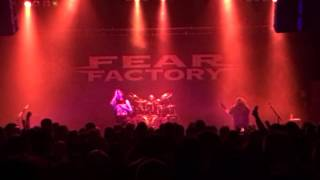 Fear Factory - Body Hammer - Worcester 04/09/16