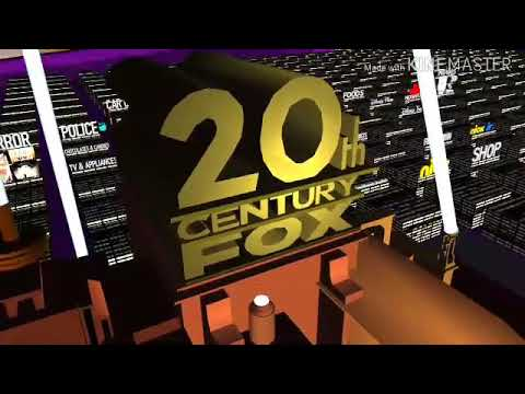 20th Century Fox 1994 New Remake V6 in Prisma3D for Android Phone