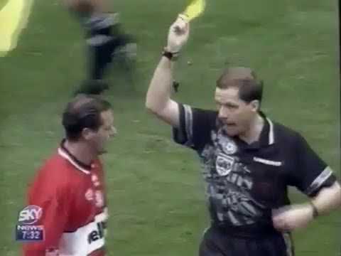 Chelsea League Cup Final v Middlesbrough 1998 HD