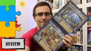 #Review - EXIT Puzzles (Ravensburger)