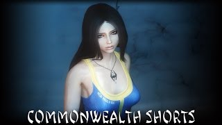 Skyrim: Commonwealth Shorts UNP HDT