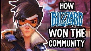 How Blizzard Won The Gaming Community - Overwatch
