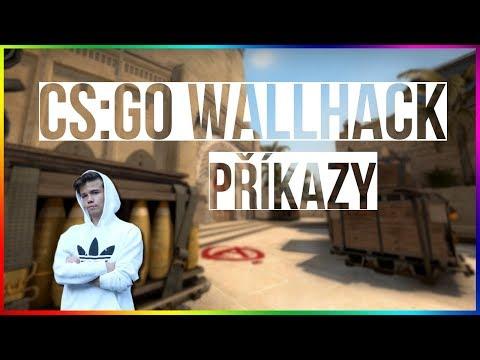 ■ | CS:GO Wallhack Příkazy | CZ/SK | Šejksík